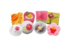 四季の和菓子イメージ